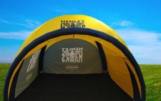 Henley Hawks RUFC Event Tent - Axion Lite 44